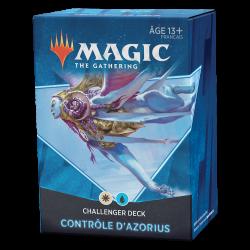 Magic The Gathering : Challenger Deck 2021- Contrôle D'Azorius