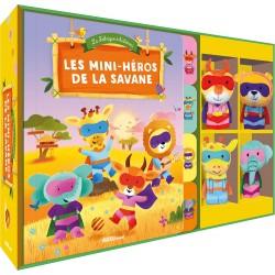 La fabrique à histoires : Les mini-héros de la Savane