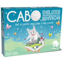 Cabo : The Elusive Unicorn Card Game - Deluxe Edition