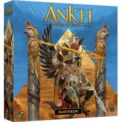 Ankh - Les Dieux d'Egypte - Extension Panthéon