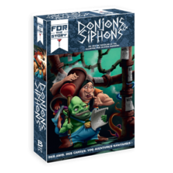 Donjons & Siphons - For the story