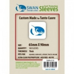 Swan Sleeves - Thick - 65*90 mm (100 pcs)