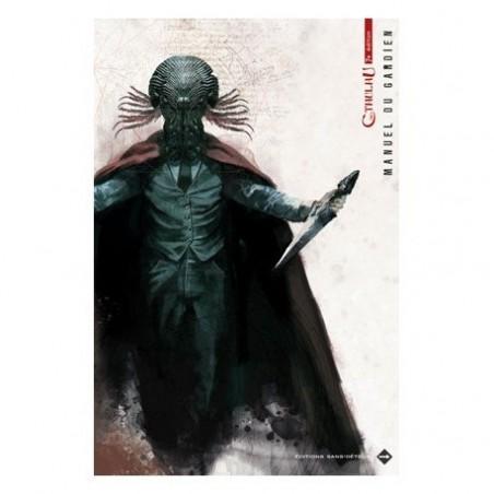 Cthulhu v7 - Manuel du gardien (version standard)