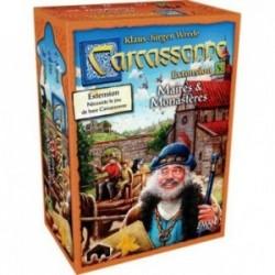 Carcassonne - ext. 5 - Maires et Monastères