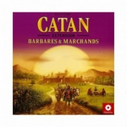 Catane - Barbares & Marchands - 3-4 joueurs (New)