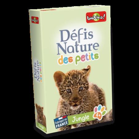 Défis des Petits - Bébés Animaux de la Jungle