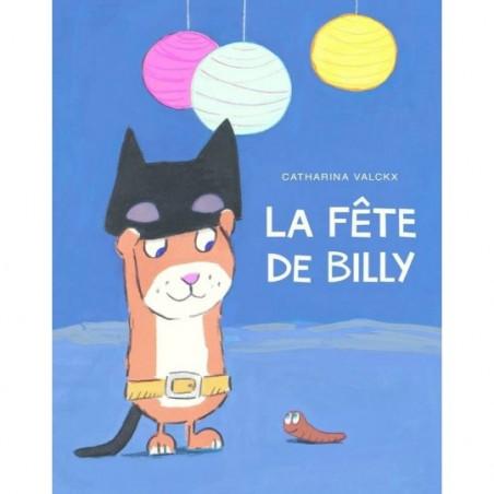 La fête de Billy (broché)