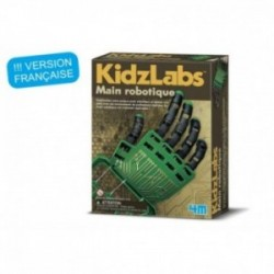 KidzLabs - Main robotique