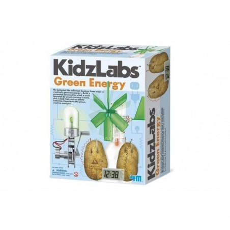 KidzLabs - Green Energy