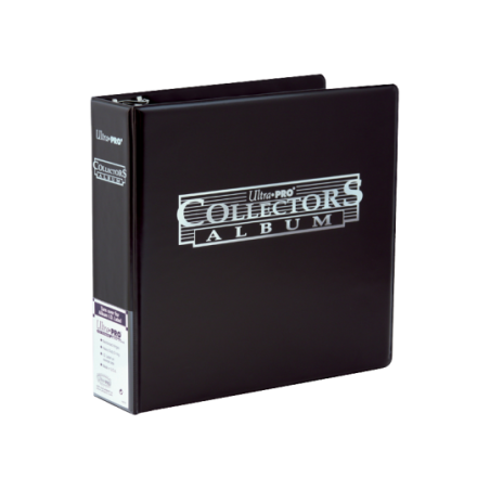 Collector Album - Black