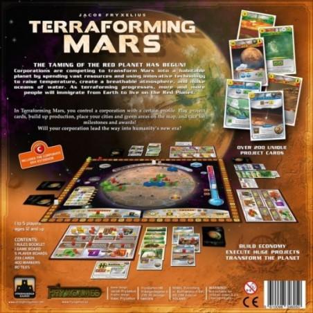 Terraforming Mars FR