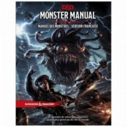 Dungeons & Dragons 5 - Manuel des Monstres