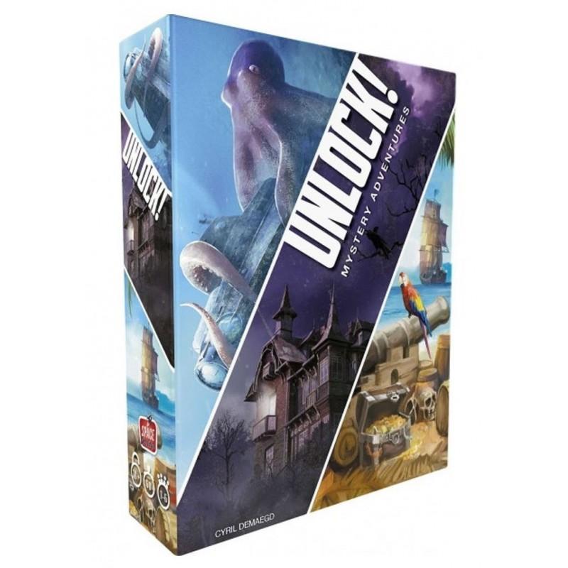 Unlock 2 - Mystery Adventures (FR)